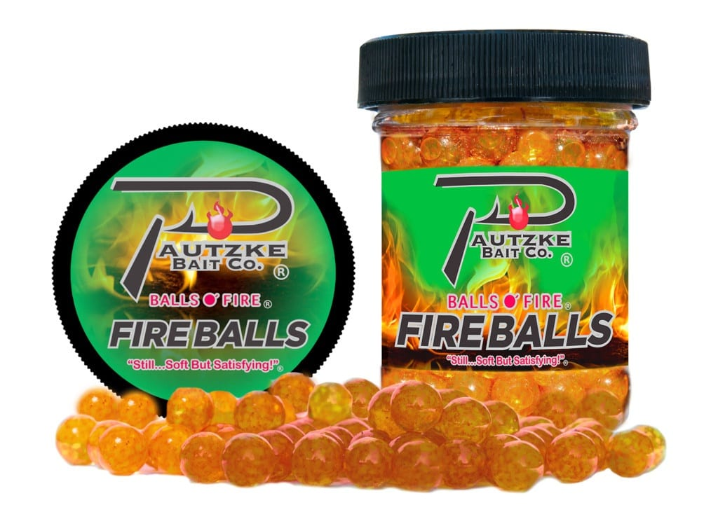 Fireballs Brown Trout eggs out