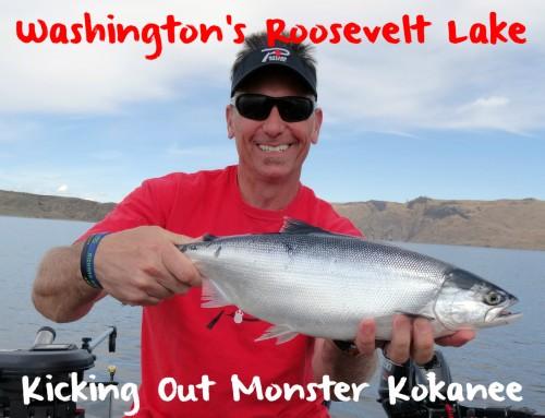 Washington's Roosevelt Lake Kicking Out Monster Kokanee