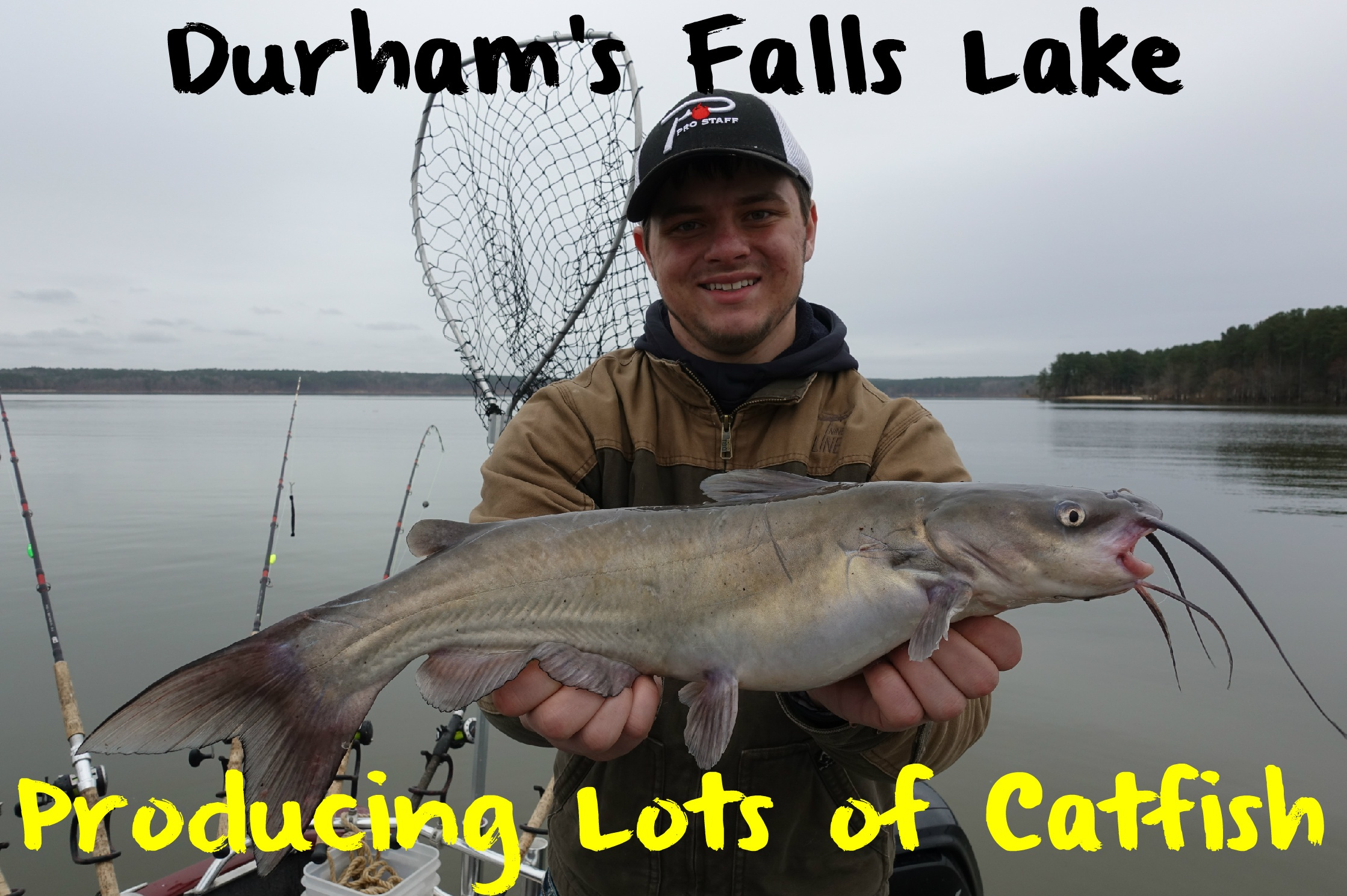 How to catch a catfish - preparation for fishing