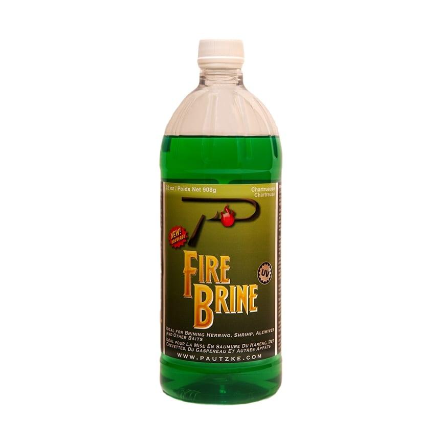 Pautzke Fire Brine - Chartreuse Image