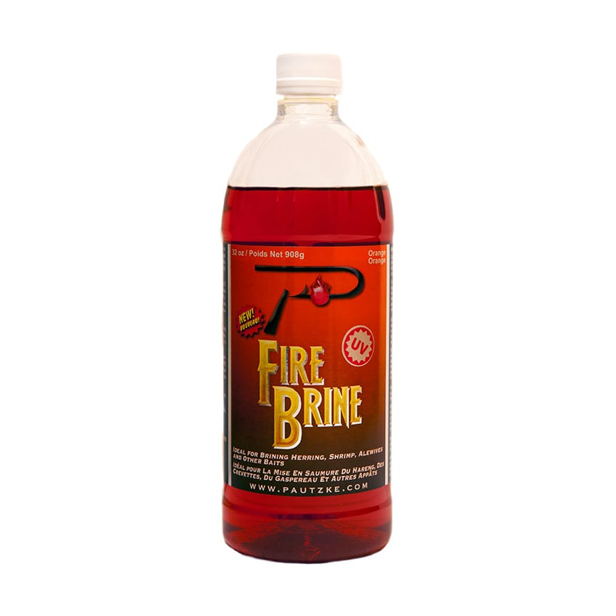 Pautzke Fire Brine - Orange Image