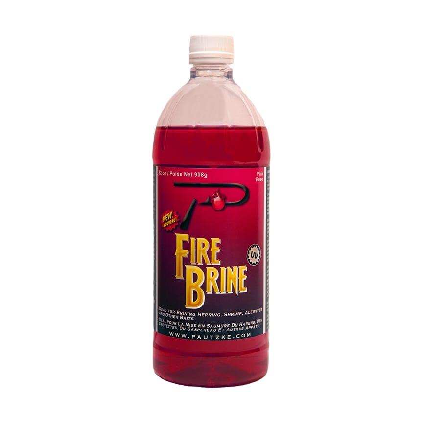 Pautzke Fire Brine - Pink Image