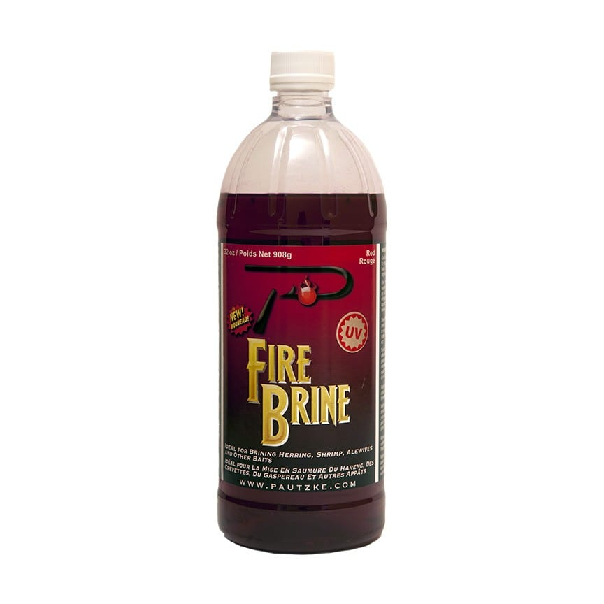 Pautzke Fire Brine - Red Image