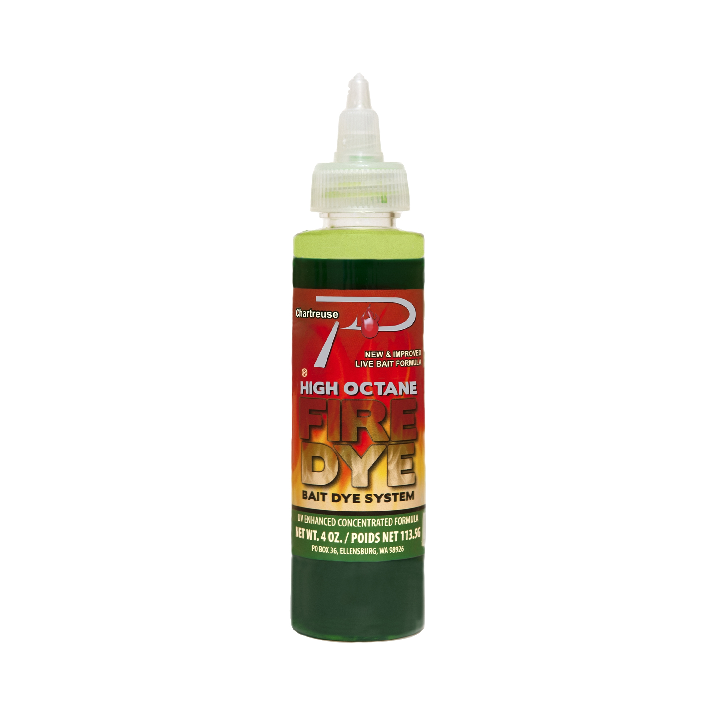 Pautzke Fire Dye - Chartreuse Image