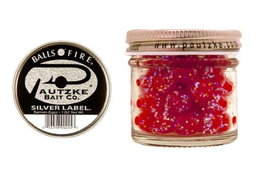 Balls O' Fire Salmon Eggs - Silver Label