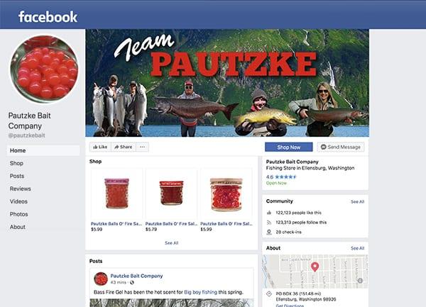 Pautlzke Facebook